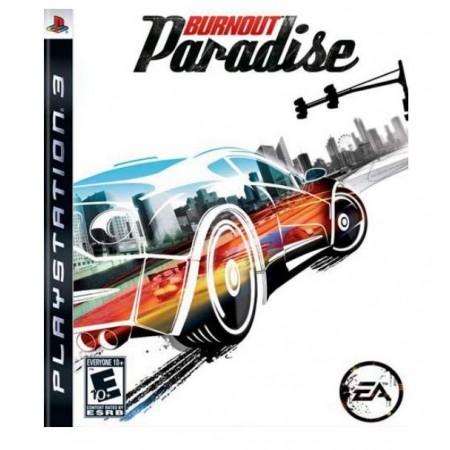 JOGO BURNOUT PARADISE PS3