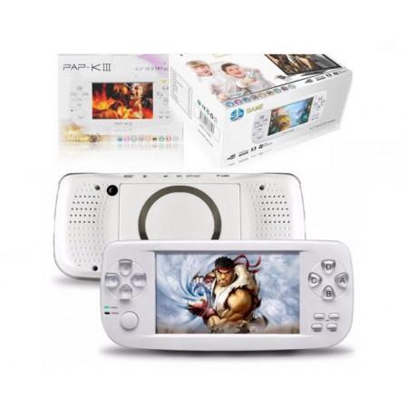 CONSOLE PSP PAP-KIII BRANCO COM CAMERA