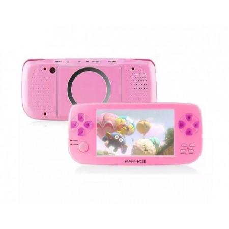CONSOLE PSP PAP-KIII ROSA COM CAMERA