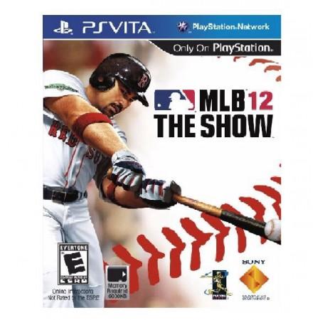 JOGO MLB 12 THE SHOW PS VITA