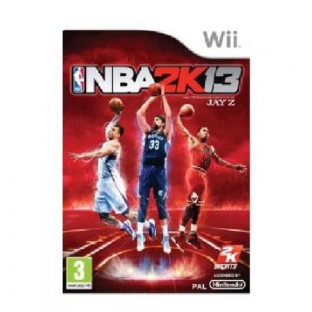 JOGO NBA 2K13 WII