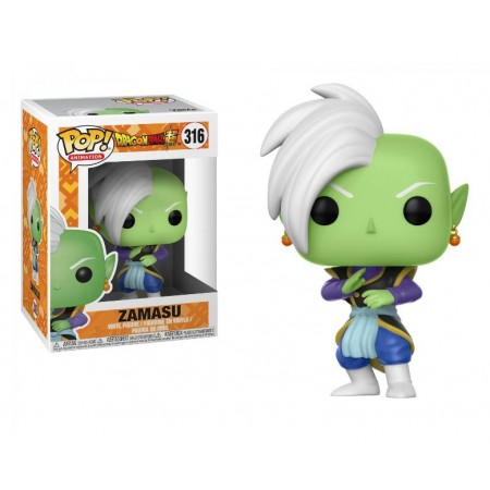BONECO FUNKO POP DRAGON BALL - SUPER ZAMASU 316