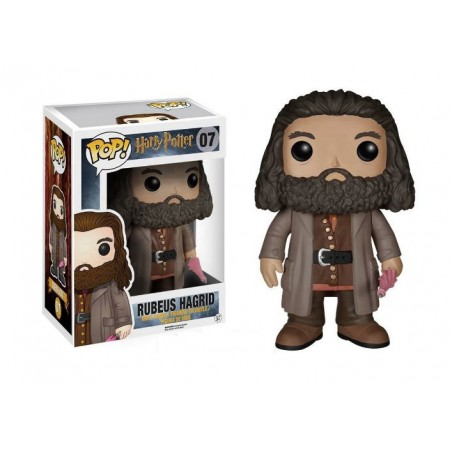 BONECO FUNKO POP HARRY POTTER - RUBEUS HAGRID 07