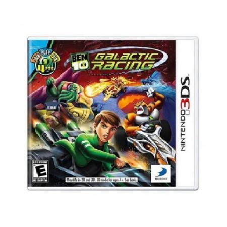 JOGO BEN 1O GALACTIC RACING 3DS