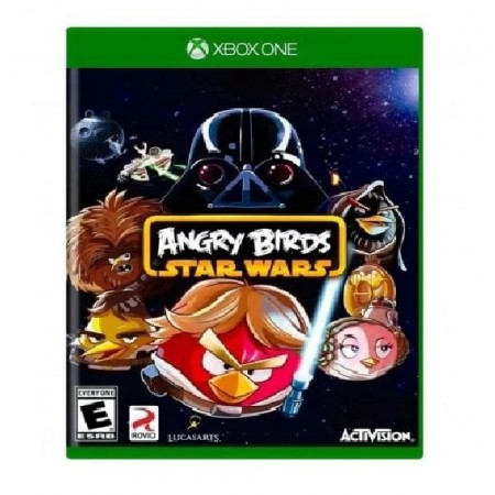 JOGO ANGRY BIRDS STAR WARS XBOX ONE
