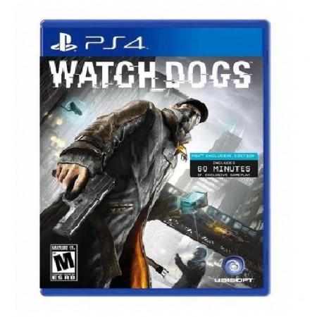 JOGO WATCH DOGS PS4