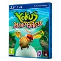 JUEGO YOKUS ISLAND EXPRESS PS4