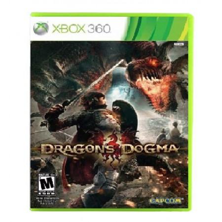 JOGO DRAGONS DOGMA XBOX 360