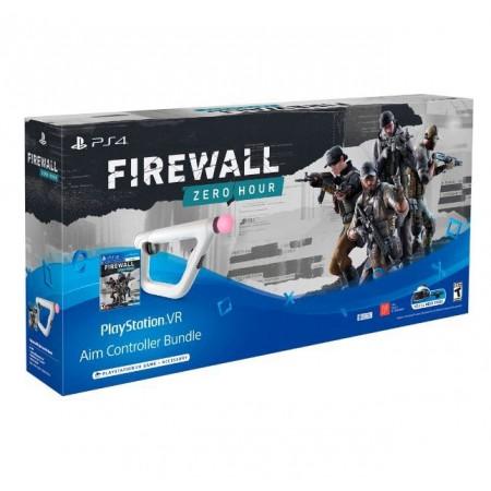 CONTROLE AIM VR + JOGO FIREWALL ZERO PARA PS4