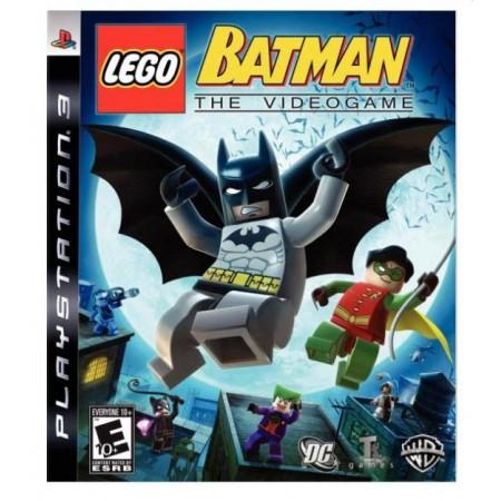JOGO LEGO BATMAN PS3