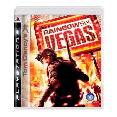 JOGO RAINBOW SIX VEGAS PS3