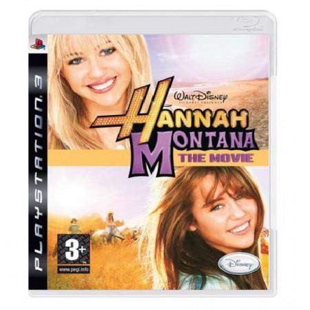 JOGO HANNAH MONTANA MOVIE PS3