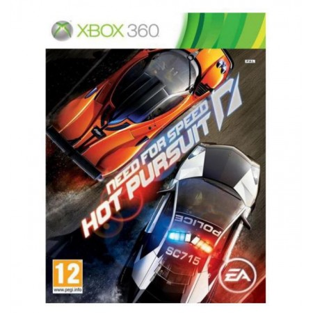 JOGO NEED FOR SPEED HOT PURSUIT XBOX 360