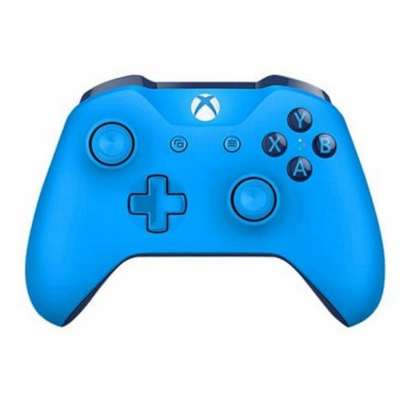 CONTROLE MODELO S GROOBY BLUE WIRELESS XBOX ONE