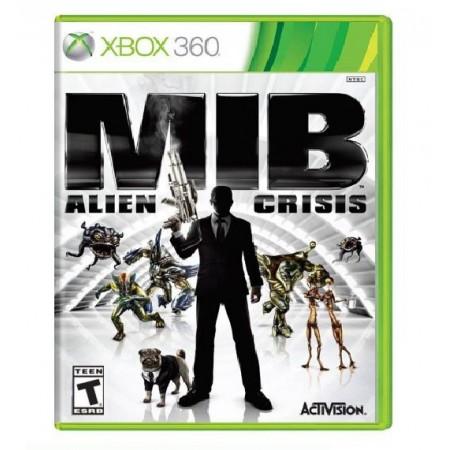 JOGO MIB ALIEN CRISIS XBOX 360