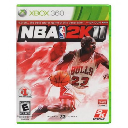JOGO NBA 2K11 XBOX 360