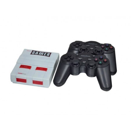 CONSOLE GAMER GAMEDROID COM 2 CONTROLES