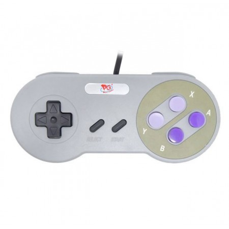 CONTROLE SUPER NINTENDO PLAY GAME