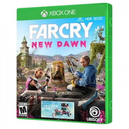 JOGO FAR CRY NEW DAWN XBOX ONE