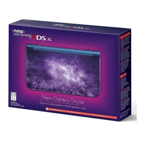 CONSOLE NINTENDO NEW 3DS XL GALAXY