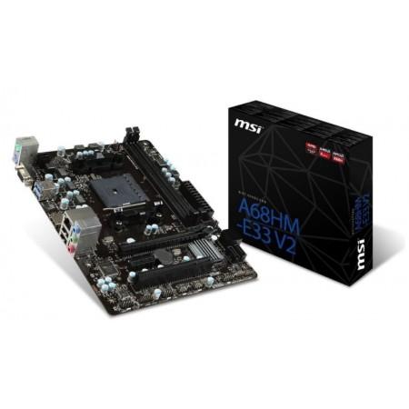 PLACA MAE MSI (FM2+) A68HM-E33 V2 VGA/HD