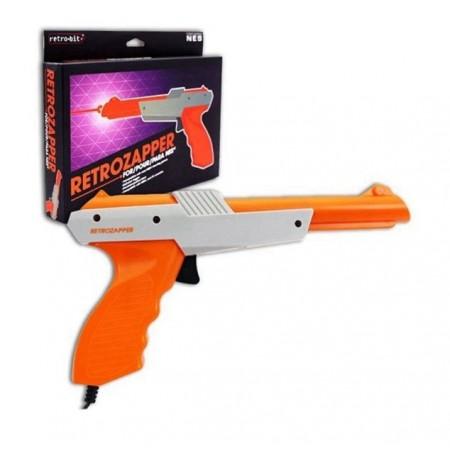 CONTROLE NES RETRO ZAPPER GUN