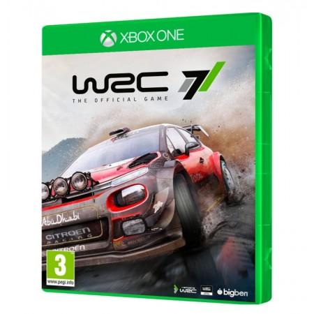 JOGO WRC 7 FIA WORLD RALLY CHAMPIONSHIP XBOX ONE