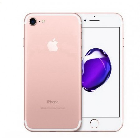 CELULAR APPLE IPHONE 7 128GB ROSE MODELO 1778