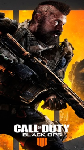 JOGO CALL OF DUTY BLACK OPS 4